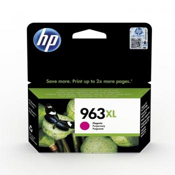 Cartucho de Tinta Original HP nº963 XL Alta Capacidad/ Magenta - Imagen 1