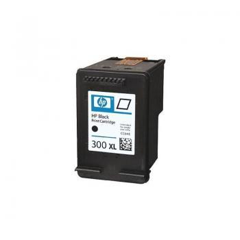 Cartucho de Tinta Original HP nº300 XL Alta Capacidad/ Negro - Imagen 1