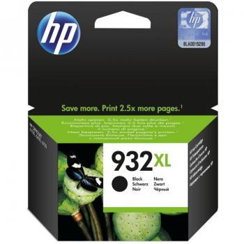 Cartucho de Tinta Original HP nº932 XL Alta Capacidad/ Negro - Imagen 1
