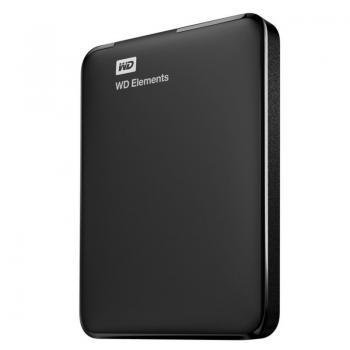 Disco Externo Western Digital WD Elements Portable 2TB/ 2.5'/ USB 3.0 - Imagen 1