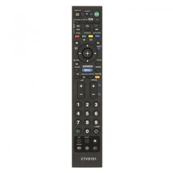 Mando para Sony CTVSY01 compatible con TV Sony - Imagen 1