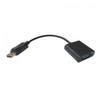 Adaptador 3GO ADPVGA/ Displayport Macho - VGA Hembra - Imagen 1