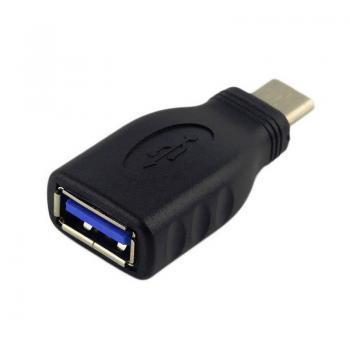 Adaptador Aisens A108-0323/ USB Macho - USB Hembra - Imagen 1