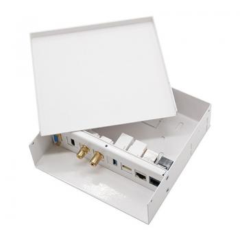 Caja De Conexiones Nanocable 10.35.0003/ VGA - HDMI - JACK3.5 - RCA - USB3.0 - USB2.0 - 2XRJ45 - Imagen 1