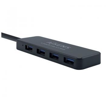 Hub USB Aisens A106-0399/ 4 Puertos USB 3.0 - Imagen 1