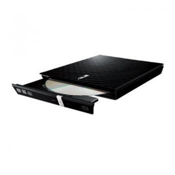 Grabadora Externa CD/DVD Asus SDRW-08D2S-U Lite - Imagen 1