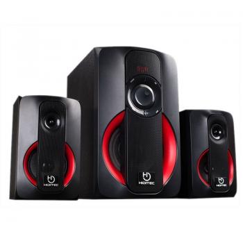 Altavoces con Bluetooth Hiditec H400/ 40W RMS/ 2.1 - Imagen 1