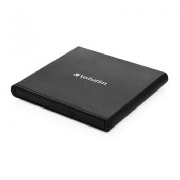 Grabadora Externa CD/DVD Verbatim 53504 - Imagen 1