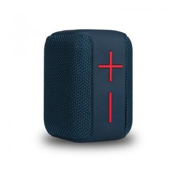 Altavoz con Bluetooth NGS ROLLER COASTER/ 10W/ 1.0/ Azul - Imagen 1