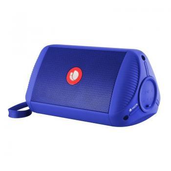 Altavoz Portátil con Bluetooth NGS Roller Ride/ 5W RMS/ 1.0/ Azul - Imagen 1