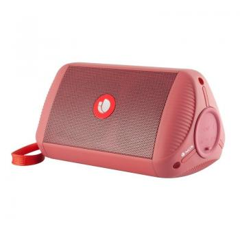 Altavoz Portátil con Bluetooth NGS Roller Ride/ 5W RMS/ 1.0/ Rojo - Imagen 1