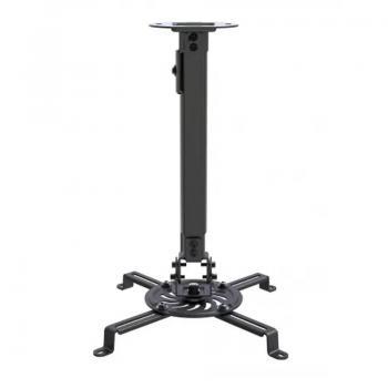 Soporte de Techo para Proyector Fonestar SPR-549N/ Inclinable-Orientable-Extensible/ hasta 13.5kg - Imagen 1