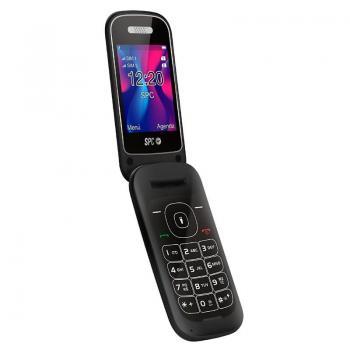 Teléfono Móvil SPC Velvet/ Negro - Imagen 1