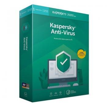 Antivirus Kaspersky 2020/ 1 Dispositivo/ 1 Año - Imagen 1