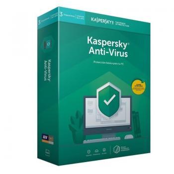 Antivirus Kaspersky 2020/ 3 Dispositivos/ 1 Año - Imagen 1