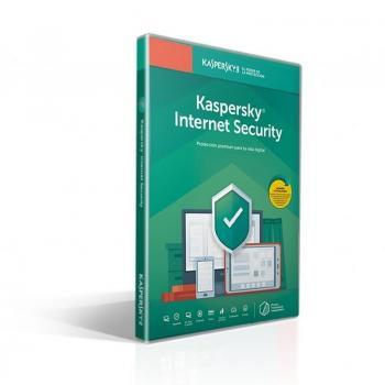 Antivirus Kaspersky Internet Security 2020/ 1 Dispositivo/ 1 Año - Imagen 1