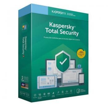 Antivirus Kaspersky Total Security 2020/ 1 Dispositivo/ 1 Año - Imagen 1