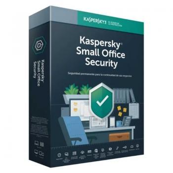Antivirus Kaspersky Small Office Security 7/ 10 Dispositivos + 1 Servidor/ 1 Año - Imagen 1