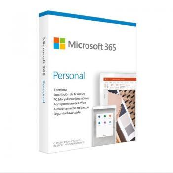 Microsoft Office 365 Personal/ 1 Usuario/ 1 Año/ Multidispositivo - Imagen 1
