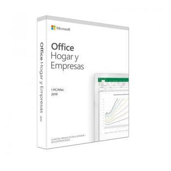 Microsoft Office Hogar y Empresas 2019/ 1 Usuario/ Licencia Perpetua - Imagen 1