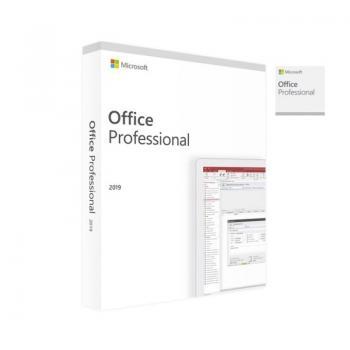 Microsoft Office Professional 2019/ 1 Usuario/ Licencia Perpetua - Imagen 1