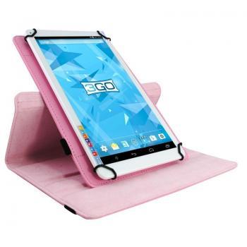 Funda 3GO CSGT19 para Tablets de 10.1'/ Rosa - Imagen 1