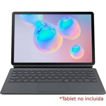 Funda con Teclado Innjoo Voom Grey para Tablets Innjoo de 10' - Imagen 1