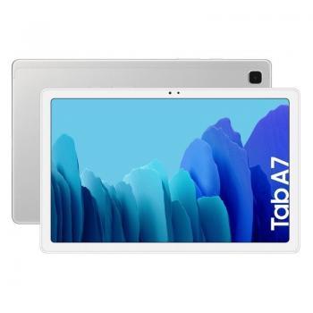 Tablet Samsung Galaxy Tab A7 T500 (2020) 10.4'/ 3GB/ 32GB/ Plata - Imagen 1