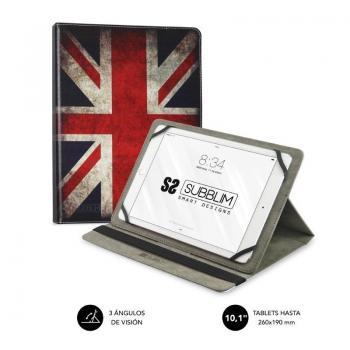 Funda Subblim Trendy England para Tablets de 10.1' - Imagen 1