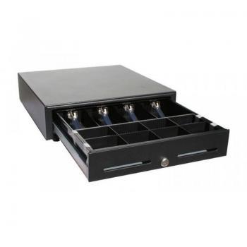 Cajón Portamonedas HS-410/ Manual y Automático/ Negro - Imagen 1