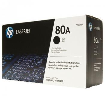 Tóner Original HP nº80A/ Negro - Imagen 1