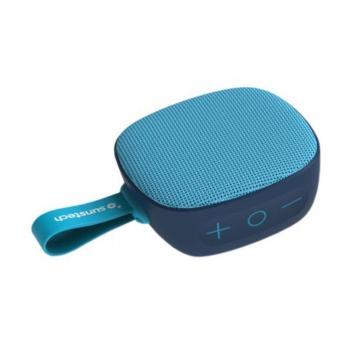 Altavoz Portátil con Bluetooth Sunstech Brick/ 5W RMS/ 1.0/ Azul - Imagen 1