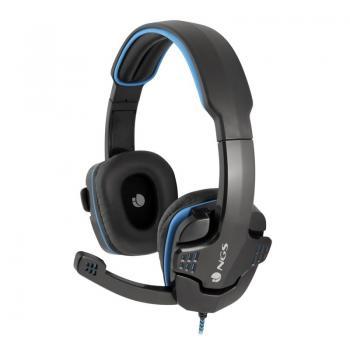 Auriculares Gaming con Micrófono NGS GHX-505/ Azul - Imagen 1