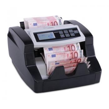 CONTADORA DETECTORA DE BILLETES RATIO-TEC RAPIDCOUNT B40 - PARA EUROS/OTRAS OPCIONAL - VELOCIDAD 1000 BILLETES/MINUTO - DETECCIÓ