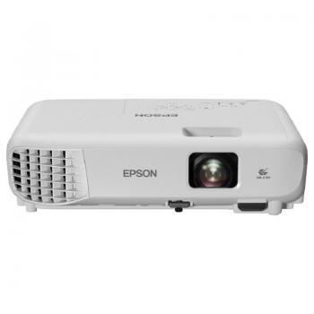 Proyector Epson EB-E01/ 3300 Lúmenes/ XGA/ HDMI-VGA/ Blanco - Imagen 1