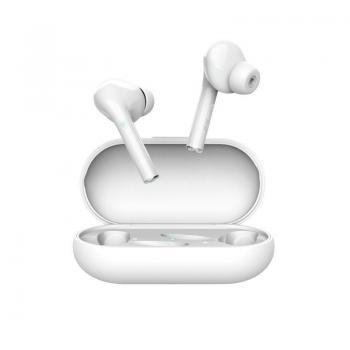 Auriculares Bluetooth Trust Nika Touch con estuche de carga/ Autonomía 6h/ Blanco - Imagen 1
