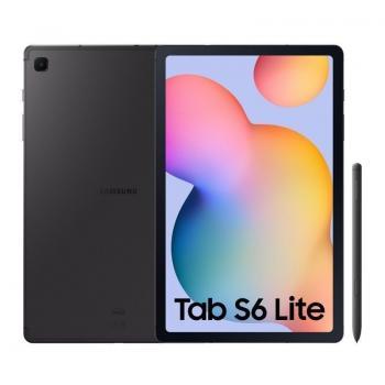 Tablet Samsung Galaxy S6 Lite P610 10.4'/ 4GB/ 128GB/ Gris - Imagen 1