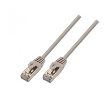 Cable de Red RJ45 FTP Aisens A136-0277 Cat.6/ 5m/ Gris - Imagen 1