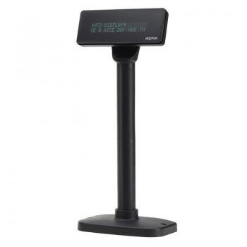 Visor TPV Approx appVFD01/ 2 líneas/ USB - Imagen 1