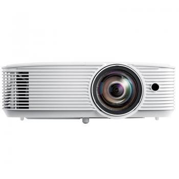 Proyector Optoma W309ST/ 3800 Lúmenes/ WXGA/ HDMI-VGA/ Blanco - Imagen 1