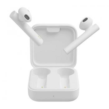 Auriculares Bluetooth Xiaomi Mi True Wireless Earphone 2 Basic estuche de carga/ Autonomía 20h/ Blanco - Imagen 1