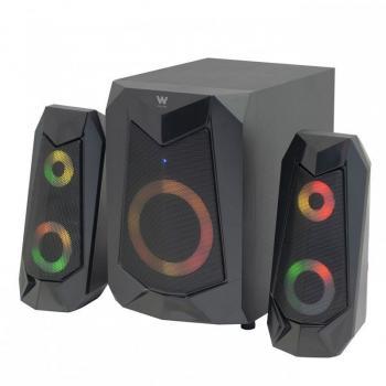 Altavoces con Bluetooth Woxter Big Bass 180 FX/ 20W/ 2.1 - Imagen 1