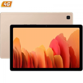 Tablet Samsung Galaxy Tab A7 T505 (2020) 10.4'/ 3GB/ 32GB/ 4G/ Oro - Imagen 1