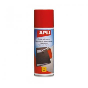 Espray Quita Adhesivo Apli 11303/ Capacidad 200ml - Imagen 1