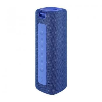 Altavoz con Bluetooth Xiaomi Mi Portable Bluetooth Speaker/ 1.0/ Azul - Imagen 1