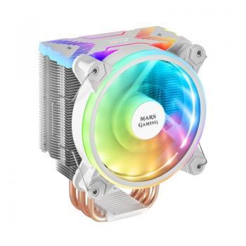 Ventilador con Disipador Mars Gaming MCPUXW/ 12cm - Imagen 1
