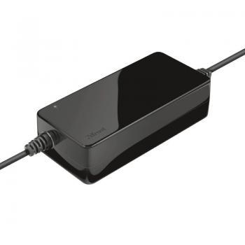 Cargador de Portátil Universal Trust Primo 22142/ 90W/ Automático/ 6 Conectores/ Voltaje 18-20V - Imagen 1