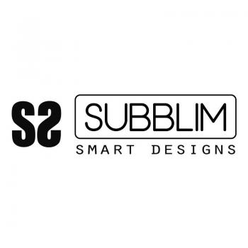 Cargador de Coche Subblim SUB-CHG-5CPD01/ 2 USB + Cable USB Tipo-C/ 2.4A/ Plata - Imagen 1