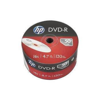 DVD-R HP DME00025-3 16X/ Tarrina-50uds - Imagen 1