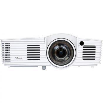 Proyector Optoma EH200ST/ 3000 Lúmenes/ Full HD/ HDMI/ Blanco - Imagen 1